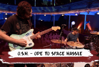 Show Case: O.S.H. (Ode To Space Hassle)