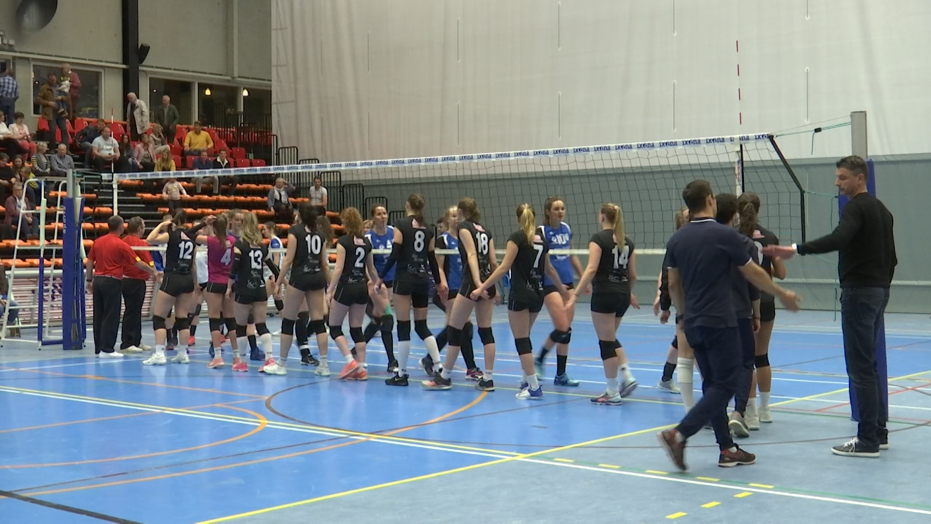 Charleroi Volley n'ira pas en Coupe d'Europe