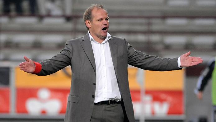 Thierry Pister, nouvel entraîneur