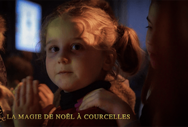 The Place to C: La magie de Noël à Courcelles