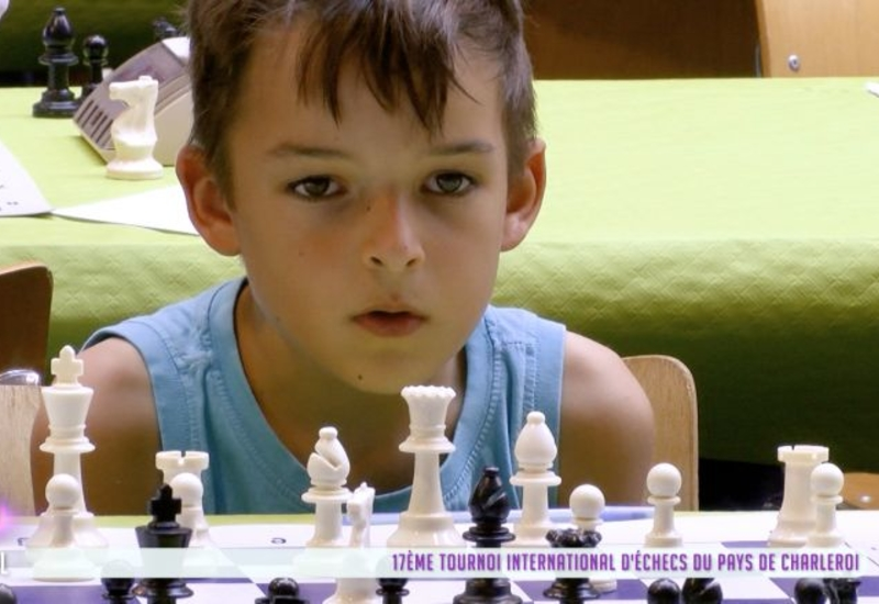 Tournoi international d'échecs de Charleroi