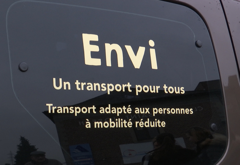 Un transport pour PMR pour le prix d'un ticket de bus