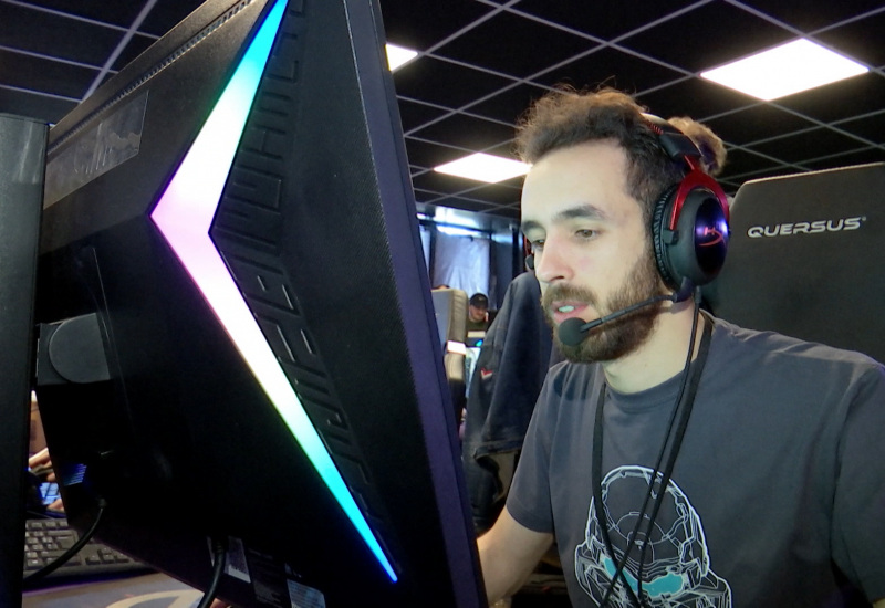 Charleroi : du gaming au profit de Child Focus !
