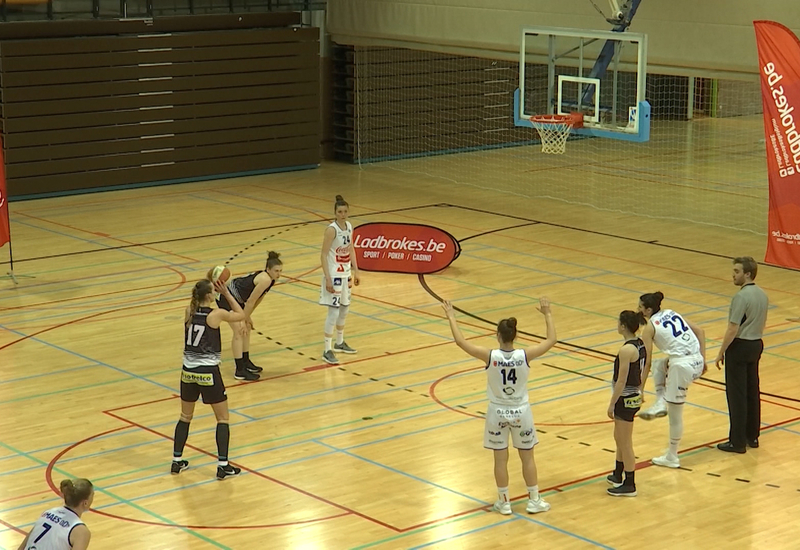 Le Spirou Ladies n'a pas tremblé face à Willebroek