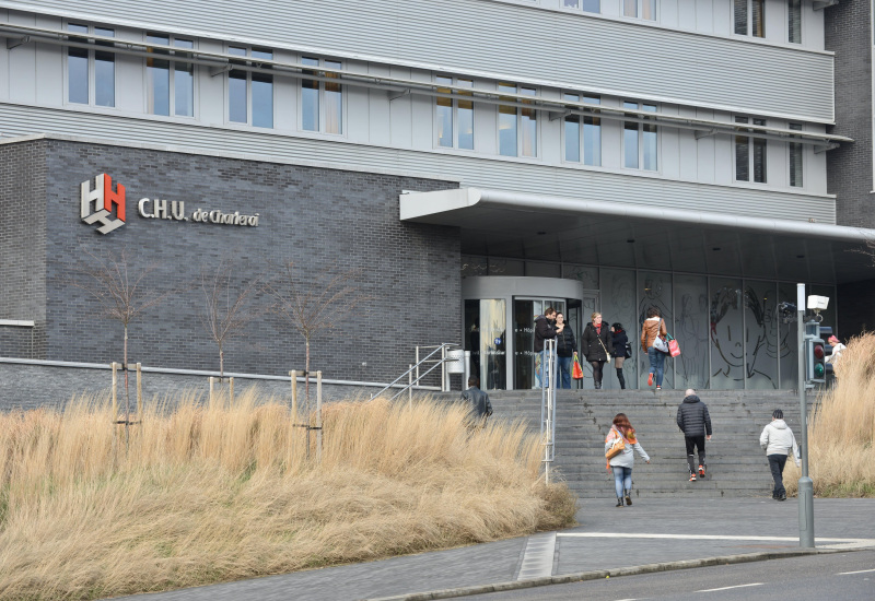Coronavirus : Au CHU de Charleroi, on s'attend à une seconde vague de malades