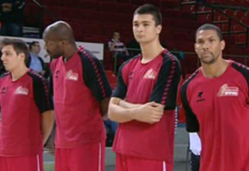 "27/09/12 : ""Fan Day"" au Spirou Charleroi"